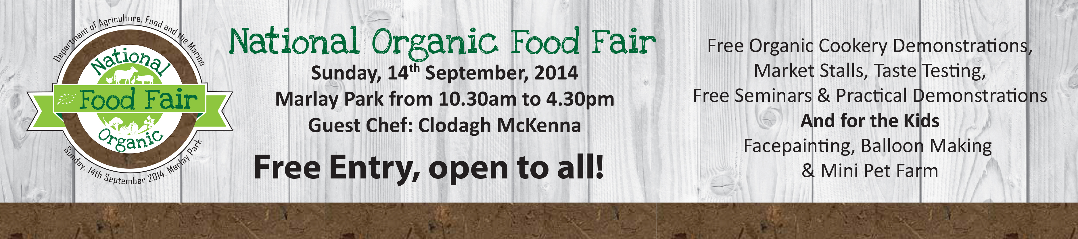 National Organic Food Fair